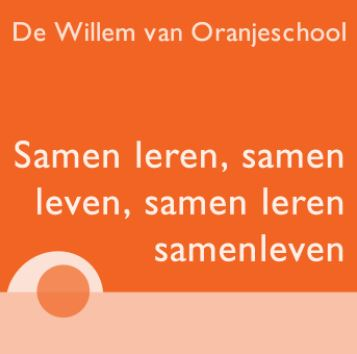 Website Willem van Oranjeschool